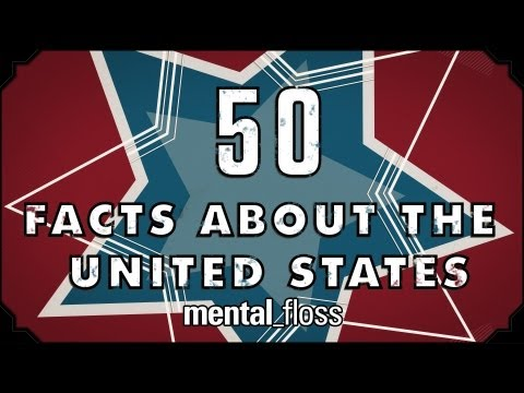 states - A weekly show hosted by John Green, where knowledge junkies get their fix of trivia-tastic information. This week, John looks at a fact about each of the 50 ...