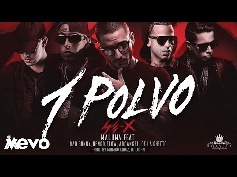 Un Polvo (Audio) - Maluma (Video)