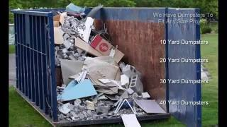 Dumpster Rental Ct Prices