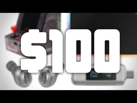 10 Cool Tech Under $100 - April 2017!