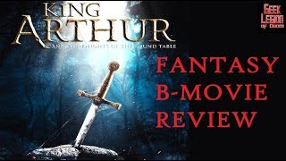 Nonton KING ARTHUR AND THE KNIGHTS OF THE ROUND TABLE ( 2017 Eoin O'Brien ) Fantasy B-Movie Review Film Subtitle Indonesia Streaming Movie Download