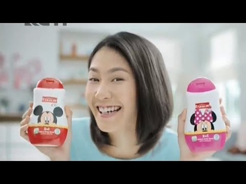 Iklan Eskulin Kids Hair Body & Wash - Jingle 30sec (2017)