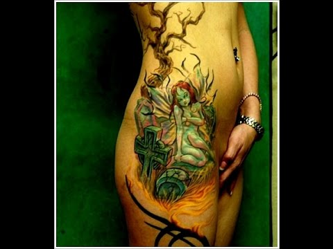 Fairy picture sexy for Helen chamberlain tattoo