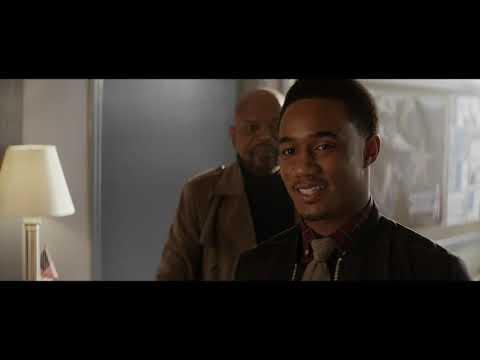 Three Shafts Interrupt Kimmel Monologue - Samuel L. Jackson, Richard Roundtree & Jessie T. Usher
