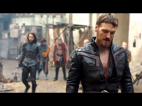 The musketeers season 3 episode 10 captain marchaux's death