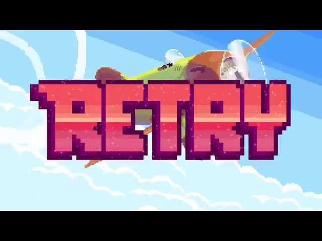 RETRY Official Gameplay Trailer - Out Now on iOS and Android!