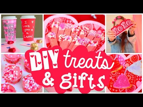 Valentine's - Let's get this to 10000 likes! Here's our DIY Valentine's Day party treats and gifts video! Which of the valentine gift ideas or snacks was your favorite? Love you! Check out our last video-...
