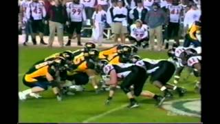 Aaron Rodgers vs Texas Tech (2004) (2013)