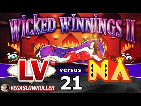 Las Vegas vs Native American Casinos Episode 21:  Wicked Winnings 2 Slot Machine