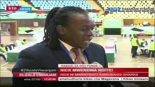 Kenyan Players' Association Chair, Titus Mutisyo shares his excitement on Nick's win