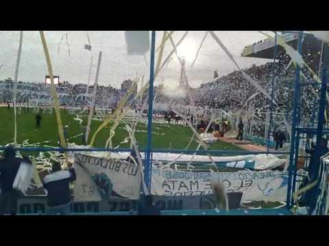 recibimiento - La Inimitable - Atlético Tucumán