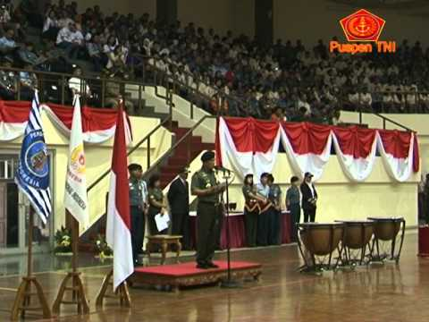 Panglima TNI Buka Kejuaraan Drum Band