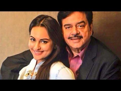 Sonakshi Sinha Sings Her Dad Shatrughan Sinha's Fa