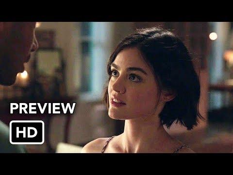 "Life Sentence 1x01 Inside ""Pilot"" (HD) Lucy Hale series"