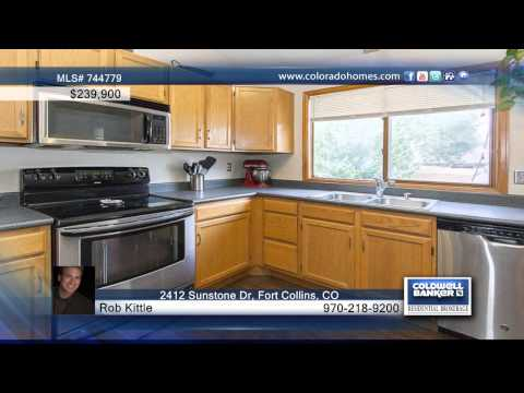 2412 Sunstone Dr  Fort Collins, CO Homes for Sale | coloradohomes.com