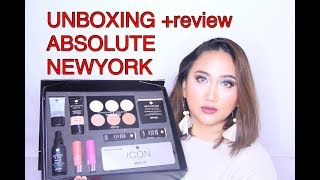 UNBOXING (CHIT CHAT + REVIEW) ABSOLUTE NEW YORKHi guys don't forget to watch this video on HD mode!Grab your snack because this is hella looongggg :DPLEASE HELP ME GROW MY CHANNEL! :)—— THUMBS UP AND SUBSCRIBE —— ———————————————————————————————————Video taken with :— CANON 7DEdited with :— Final Cut Pro