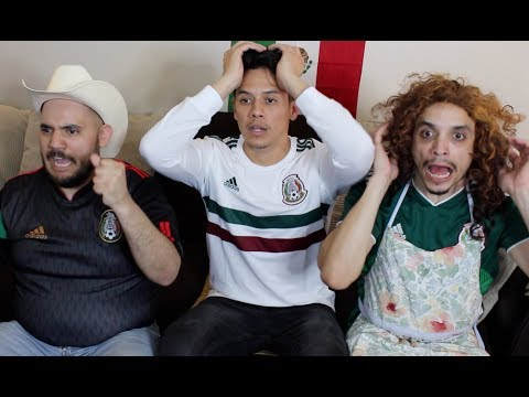 MEXICAN PARENTS REACT to MEXICO VS GERMANY (видео)