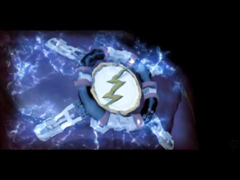 The Flash VS Zoom Part 2 - CW Fan Animation By Renz (Unfinished)