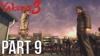 Yakuza 3 Part 9 - Mad Dog Majima
