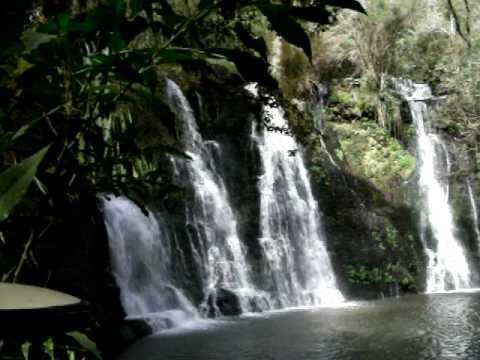 Cachoeira em Passos Maia.AVI