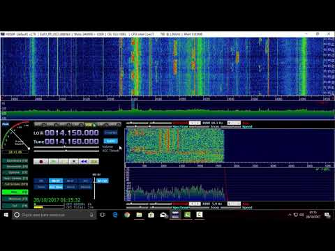 CQ WW SSB DX Contest 2017