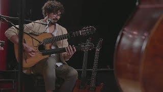 Mahan Mirarab Band (Persian side of jazz) - Zolfaye Yarom گروه ماهان میرعرب - سوی ایرانی جاز