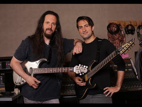 Petrucci - Guitarists John Petrucci of Dream Theater and Jake Bowen of Periphery play and talk about their new DiMarzio pickups — Illuminator™ for Petrucci's Music Man ...