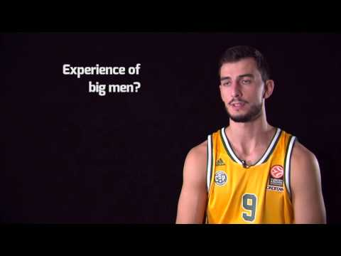 Pre-season Interview: Leo Westermann, Limoges CSP