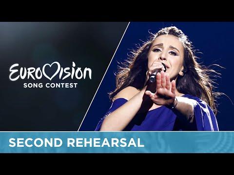 Джамала сегодня в полуфинале Евровидения 2016