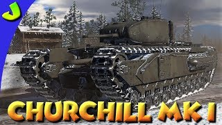 War Thunder Churchill Mk I Realistic Gameplay My Best Game Yet Today we go out in this rather under gunned Heavy tank.