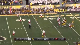 Brett Smith vs New Mexico (2013)