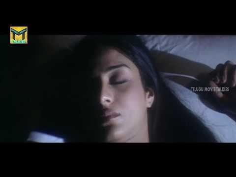 Ghost Forcing Tabu Horror Scene Naa Intlo Oka Roju Movie Tabu Shahbaz Khan Hansika Motwani