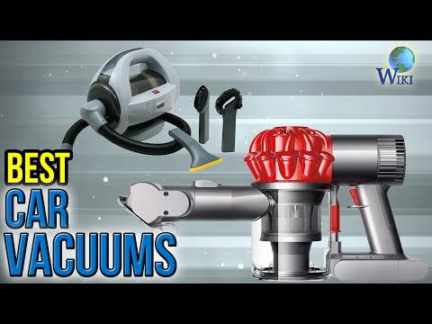 10 Best Car Vacuums 2017