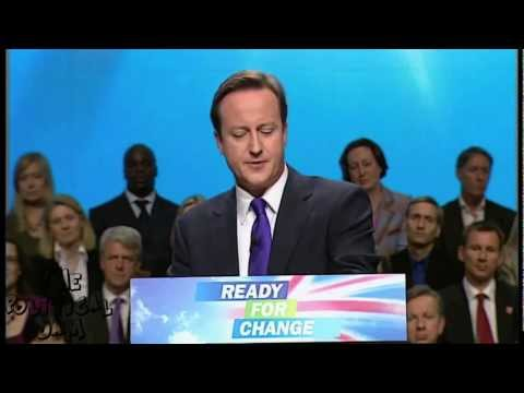 Racist David Cameron- Political Comedy Jam