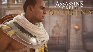 Assassin's Creed Origins Gameplay from E3 showing off the Gladiator Arena. This will be a new wave based mode in AC Origins where you face multiple enemies. Are you excited for Assassin's Creed Origins?  ▶Interested in learning more about the Assassin's Creed Universe with some of the latest news? Check out the Facebook Page of TheOnesWhoCameBefore:https://www.facebook.com/Theoneswhocamebefore    ▶Subscribe to 2KCentral: http://goo.gl/9B1W28▶Subscribe to UbiCentral: http://goo.gl/XQhgJC    ▶Follow UbiCentral on Twitter - http://Twitter.com/UbiCentral ▶Full Panel: https://www.youtube.com/watch?v=SpPic6zqcP0    ▶Production Music courtesy of Epidemic Sound: http://www.epidemicsound.com    ▶Connection_lost▶