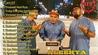 Video Sholawat Versi Roar Full Album Aleehya MP3, 3GP, MP4, WEBM, AVI, FLV Juni 2018