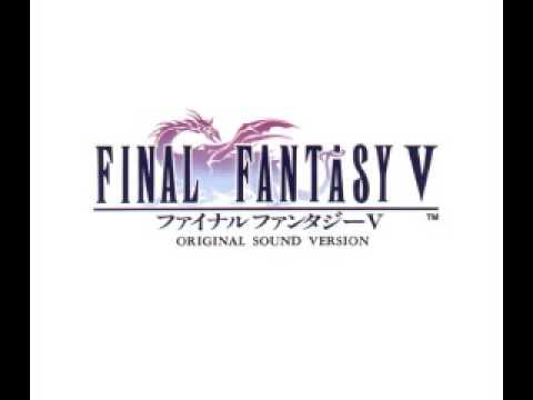 Final Fantasy V OST The Evil Lord Exdeath