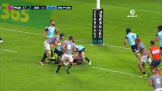 Waratahs v Southern Kings Rd.9 Super Rugby Video Highlights 2017