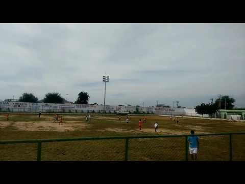 Marquinhos na peneira do Fluminense em Irauçuba
