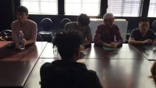 2017 SCAI College Essay Workshop with Milken Scholars