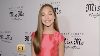 Maddie Ziegler Is a Multi-Millionaire and The Youngest Judge in 'So You Think You Can Dance' Hist…