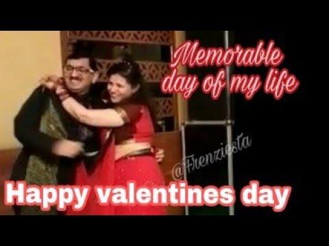 Happy Valentine day | Frenziesta ||