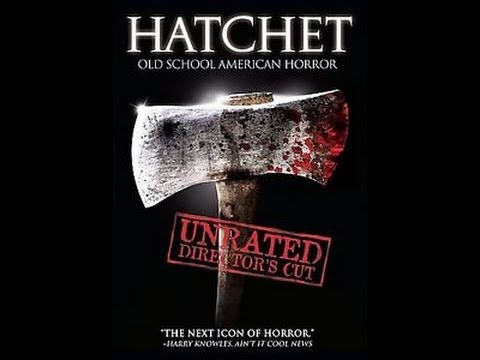 Opening To Hatchet (Unrated Director's Cut) 2007 DVD