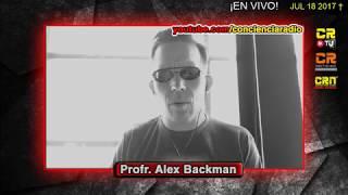 Transmisión ¡en vivo! con Alex Backman