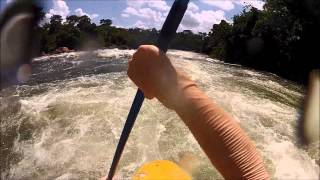Kayaking Uganda 2014 New