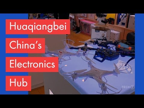 Tour #Huaqiangbei, China's #SiliconValley With Gadgetwala