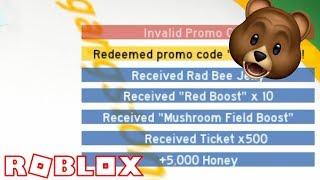 10 NEW CODES!! | ROBLOX Bee Swarm Simulator 2018