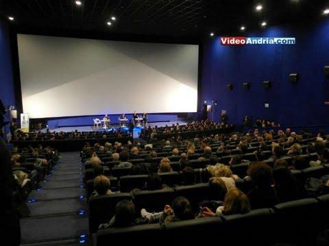Presentato ad Andria il cortometraggio