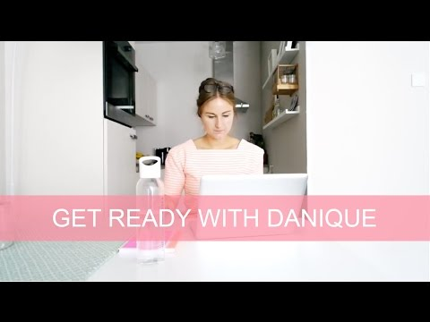 Get ready with me: Danique's ochtendritueel | Girlscene