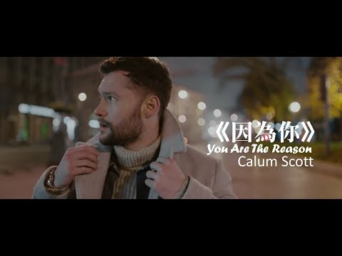 gratis download video - Calum-Scott--You-Are-The-Reason--MV